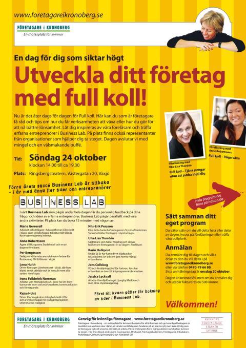 Programblad 2010