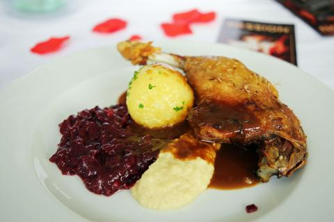 Dinnershow - Passion - Hauptgang