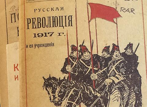 Ryska revolutionen 100 år - var står forskningen i dag?
