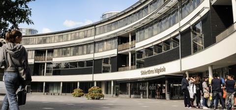 Södertörns högskola får tillstånd för ett nytt forskarutbildningsområde