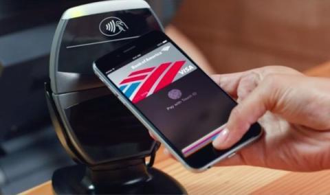 Mobiles Bezahlen mit Visa auf dem iPhone 6, iPhone 6 Plus und der Apple Watch möglich