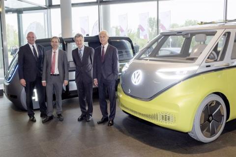 Volkswagen-koncernen höjer miljömålen: 45 procent minskning av miljöpåverkan år 2025