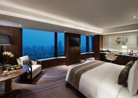 White Swan Hotel Guangzhou i Kina