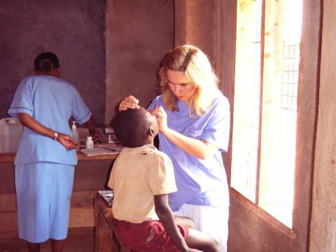 Svenska tandvårdsinsatser i Kenya kan rädda liv