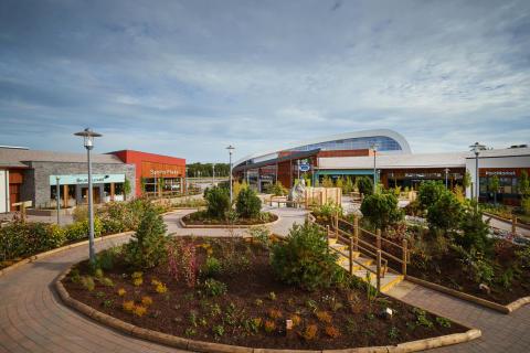 Center Parcs Longford Forest 2019 5