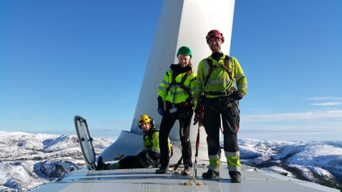 Milliardinvestering i ny vindkraft i Trøndelag