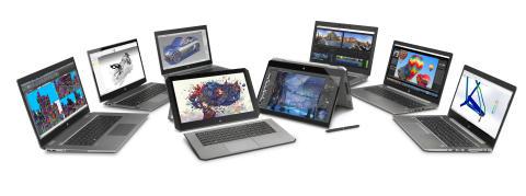 HP lanserer nye arbeidsstasjoner som strekker strikken for kreativitet og teknisk arbeidsflyt