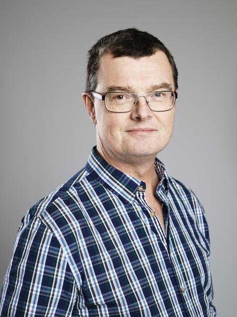Chef för räddningstjänsten Torbjörn Johansson