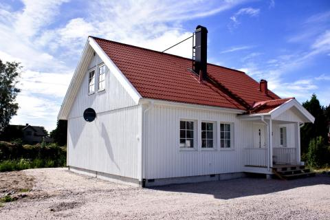 Visning av Älvsbyhus den 16. og 17. november