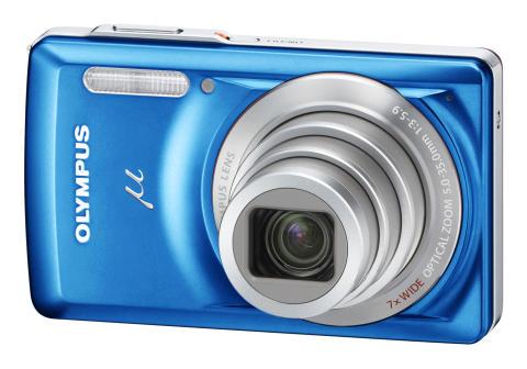 Olympus µ-5010, µ-7030, µ-7040 och µ-9010 - Upp till 10x optisk zoom och HD video