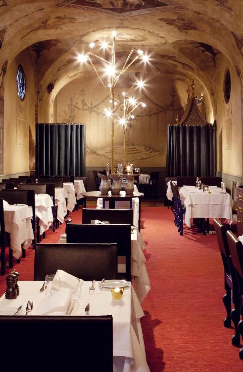 New: Stockholm City Hall restaurants