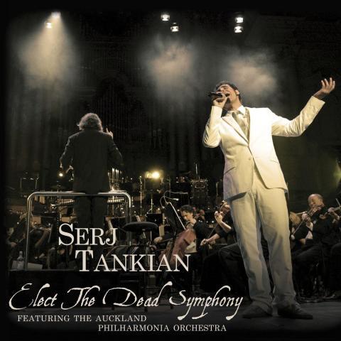 Serj Tankian - Elect the Dead Symphony albumkonvolut