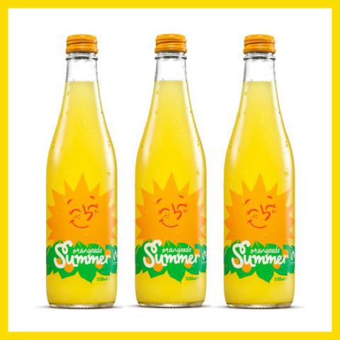 Summer är här – Ny eko/fairtradedryck från Karma Cola