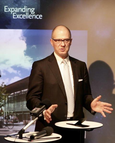 Bo Dankis, ordförande i kampanjkommittén för Expanding Excellence