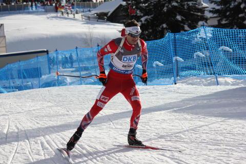 Ole Einar sprint Anterselva 3