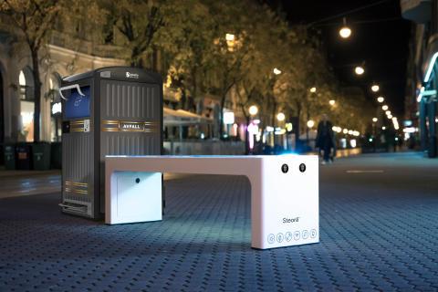 Greentech för framtidens smarta stad