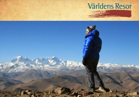 Ny unik rundresa - Magiska Himalaya