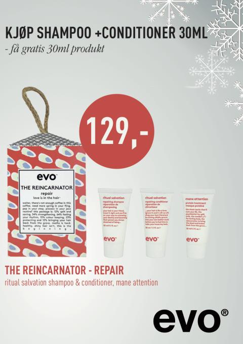 Forbrukertilbud- julekampanje 2016