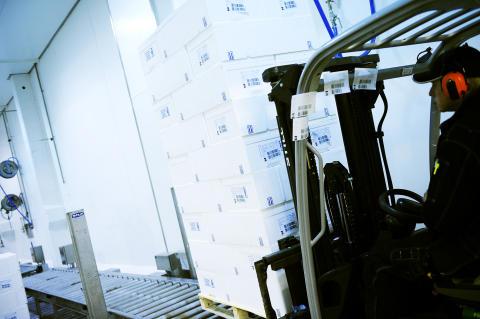 Reduksjon for lakseeksporten