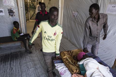 18 döda efter strider i flyktingläger i Sydsudan