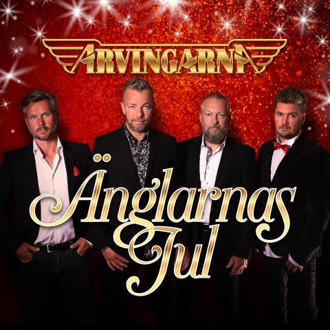 """Arvingarna släpper årets första  julklapp  - singeln """"Änglarnas Jul"""" finns ute nu!"""