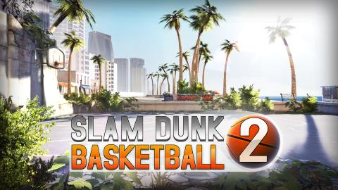 Invig NBA All-Star helgen med Slam Dunk Basketball 2