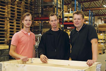 Anderssons blir komplett legoleverantör i Gnosjöregionen