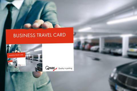 Q-Park launches Business Travel Card