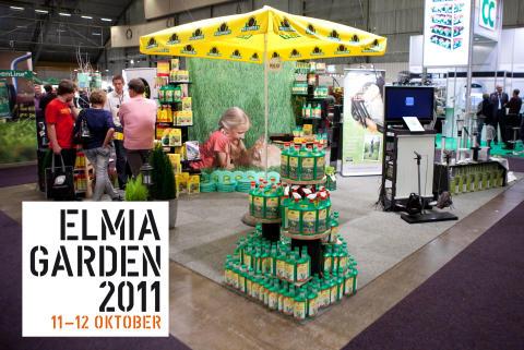 Besök Miljöcenter på Elmia Garden 2011
