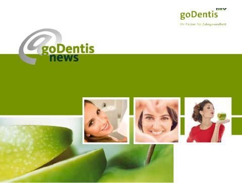 goDentis@News: Neuigkeiten für die goDentis-Partnerzahnärzte und unsere Vertriebspartner