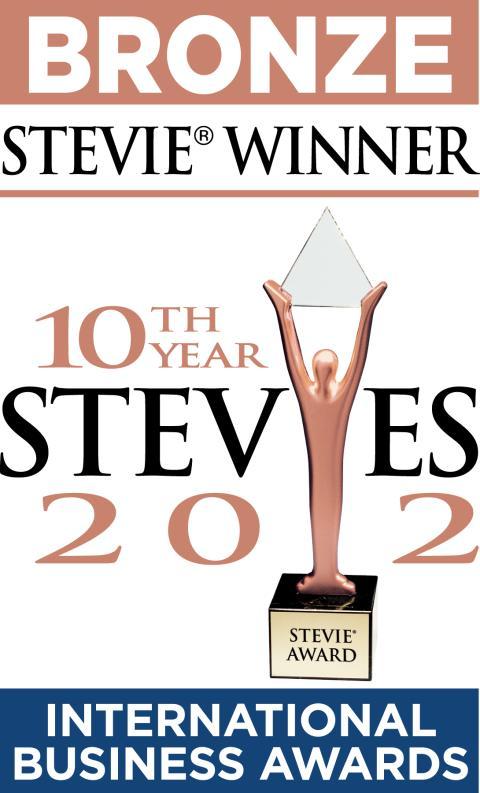 The Bronze Stevie® Award