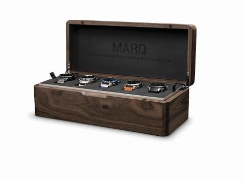 Limitiertes MARQ-Signature Set