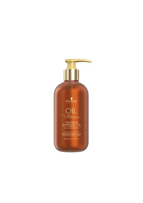 oil-in-shampoo argan & barbary fig 300ml