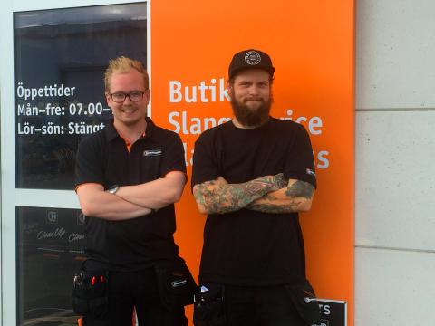 Hydroscand öppnar filial i Falköping