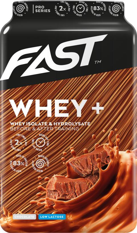 Vassleprotein Plus - Choklad 600g