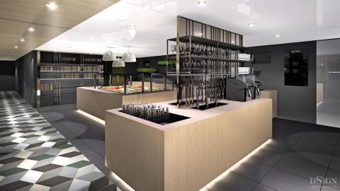 Tallink Silja Megastar| Business Lounge 2