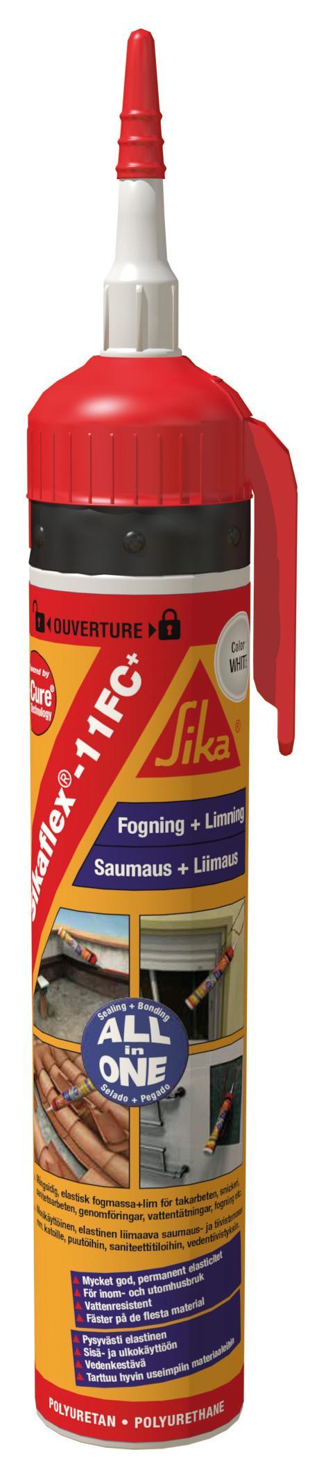 Sikaflex-11FC+ pc 195 ml
