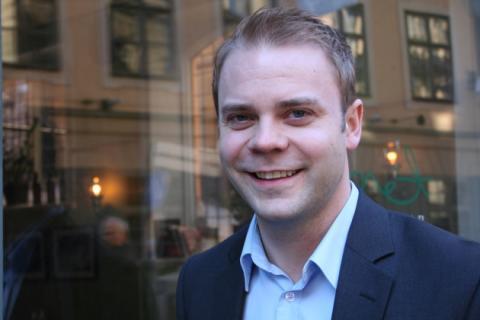Erik Haara förstärker Glasbranschföreningen