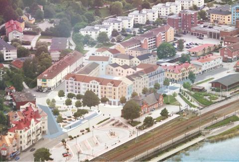Utvecklingsplan för Gnesta centrum