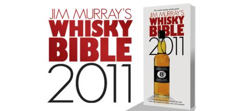 Ballantine's toppar WHISKY BIBLE 2011 av Jim Murray