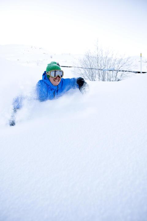 Riksgränsen öppnar med bästa snöläget på 10 år!
