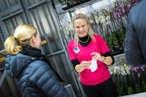 Säljstart på IKEA Barkarby 21 november