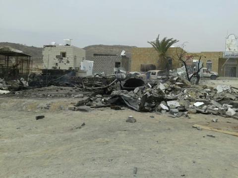 Jemen: Sjukhus som stöds av Rädda Barnen har bombats