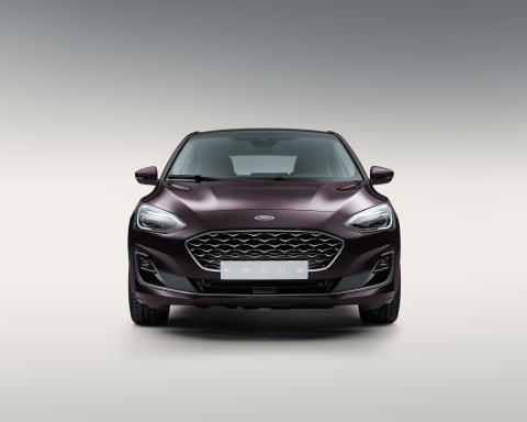 Ny Ford Focus Vignale