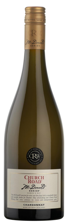Nyzeeländsk Chardonnay från Church Road nu till Sverige