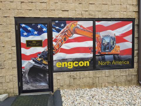 Engcons Nordamerika-kontor
