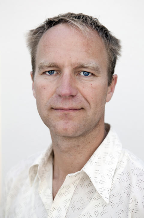 Petter Lydén, Policy Adviser Climate Change, Diakonia