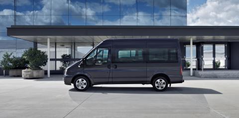 Ny Ford Transit 2012