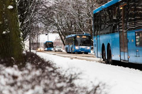Nu utökas kollektivtrafiken