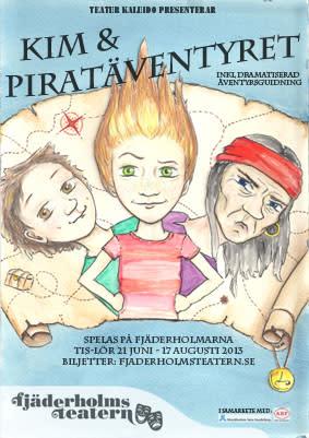 Kim och Piratäventyret